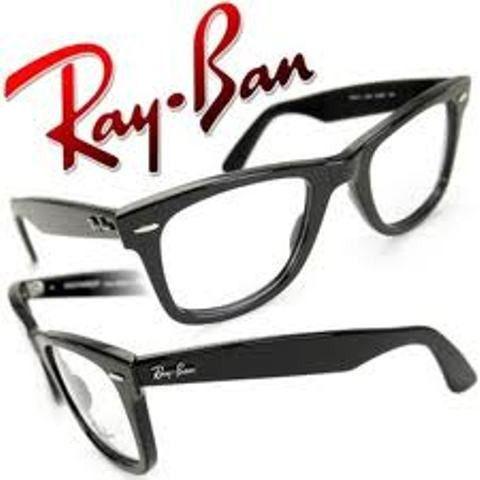 okulary RAY BAN zerówki...