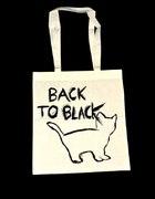 eko torba torebka back to black z kotem