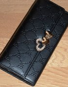 NOWY pikowany portfel xl