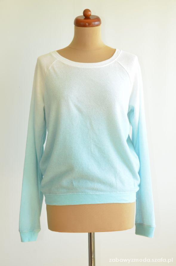 Cieniowana bluzka Zara