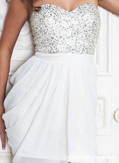 Sukienka Lipsy gorsetowa...