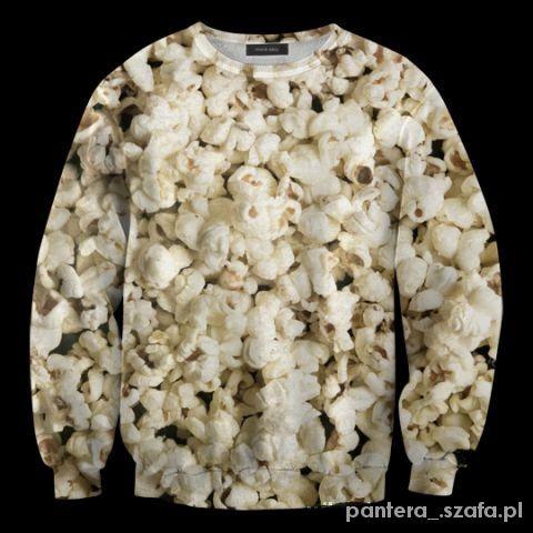 Bluza popcorn