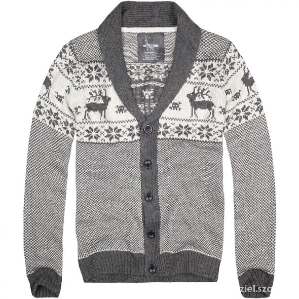 house sweter męski kolekcja silver bullet