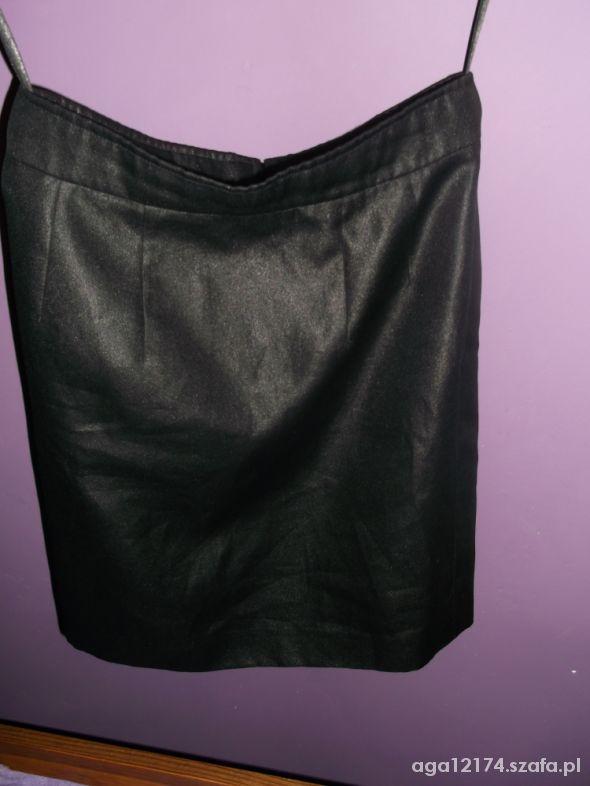 Spódnice mega woskowana 38