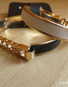 Nowe bransoletki MOHITO złoto biel czerń