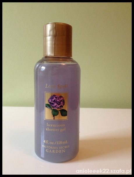 Shower Gel from VS Garden Collection