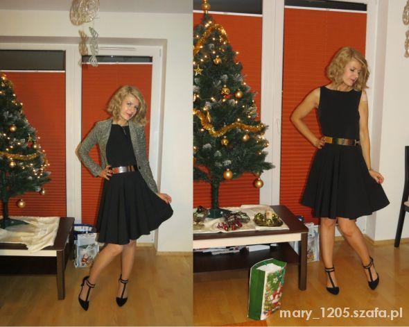 Eleganckie Wesołych Świąt