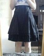 spódnica gothic lolita...