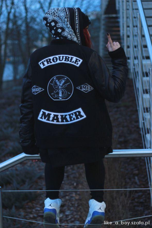 Blogerek trouble