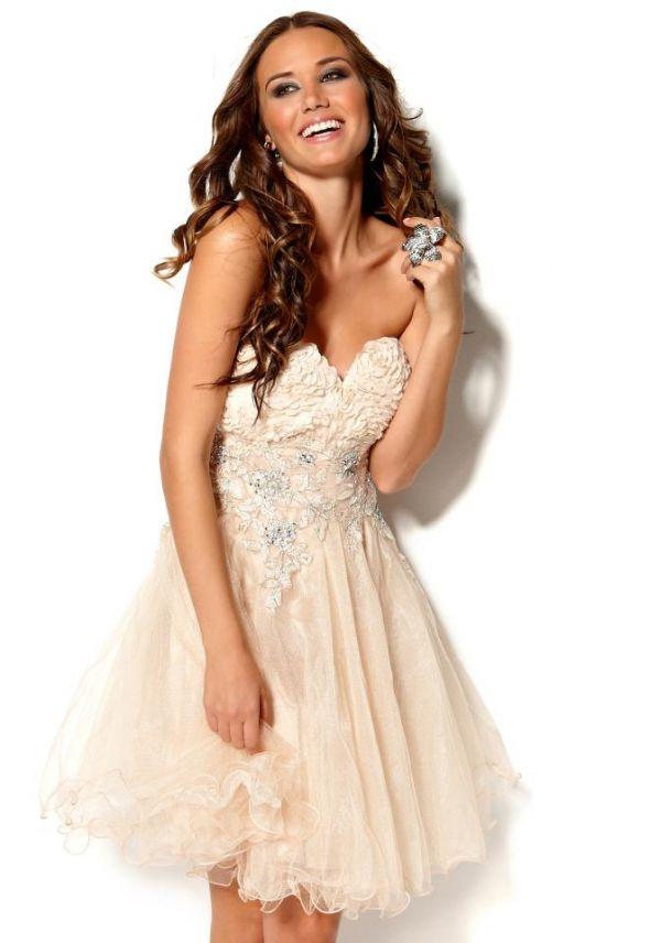 ef23860c Chi Chi balowa gorsetowa tiulowa princeska suknia w Suknie i ...