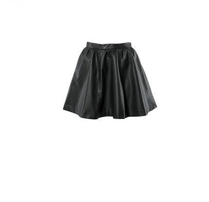 Skórzana spódniczka Pull&Bear 36