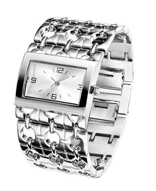 AVON srebrny zegarek Aisha NOWY
