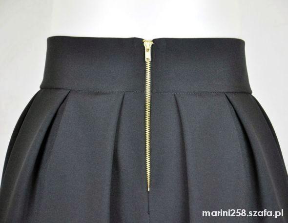 Spódnice Sukienka rozkloszowana zamek zip