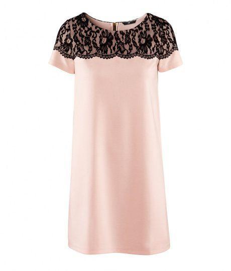 ślicza sukienka h&m