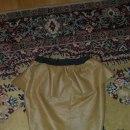 ruda spodnica baskinka