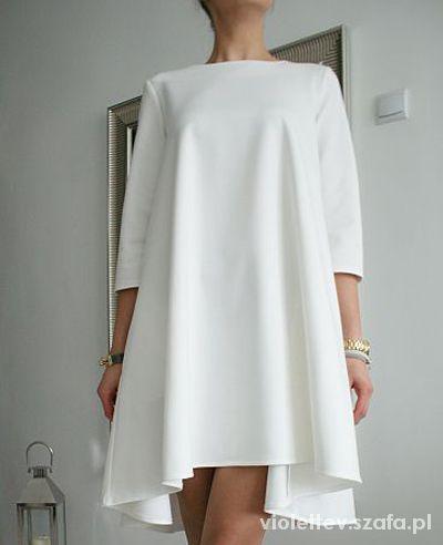 b920fc2440 Sukienka La Mania kremowa 36 S NOWA Z wybiegu w Suknie i sukienki ...
