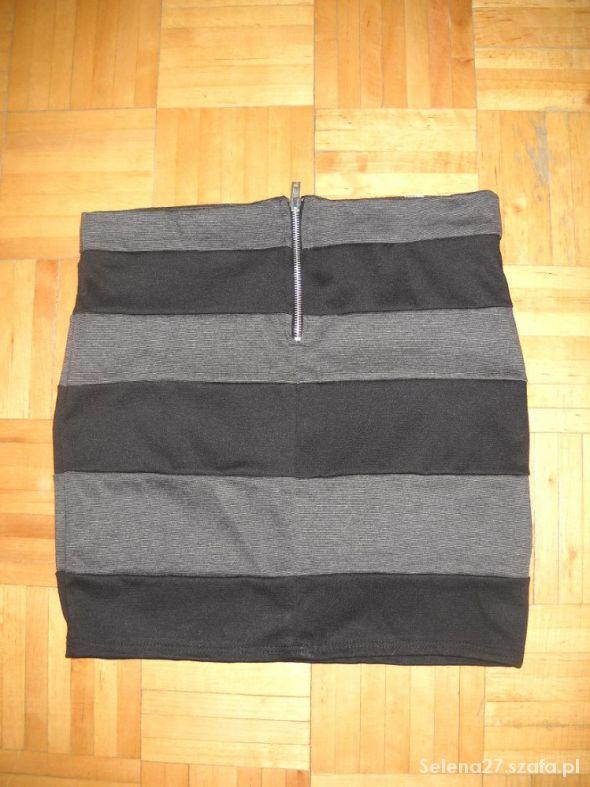 Spódnice Bandażowa spódniczka zip Tally weijl M