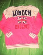 neonowa bluza LONDON
