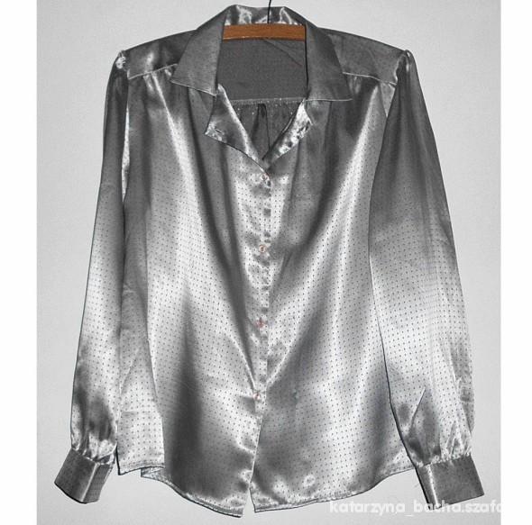 srebrne koszule