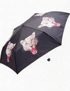 Bershka Parasol tygrysy...