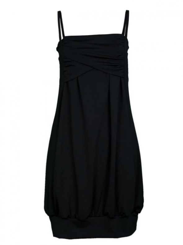 Sukienka Troll mała czarna...