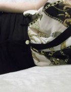 Spodnie H&M wysoki stan