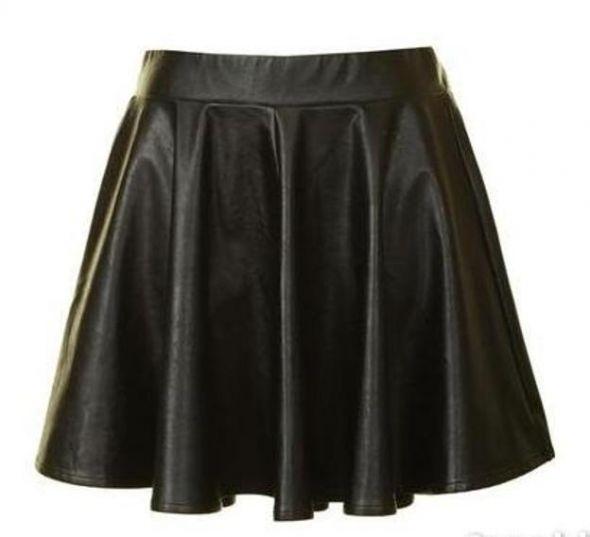 Spódnice modna spódnica eco SKÓRA roz 36
