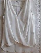 bluzka kopertowa New Look rozmiar S