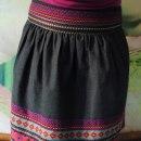spodniczka haftowana spodnica