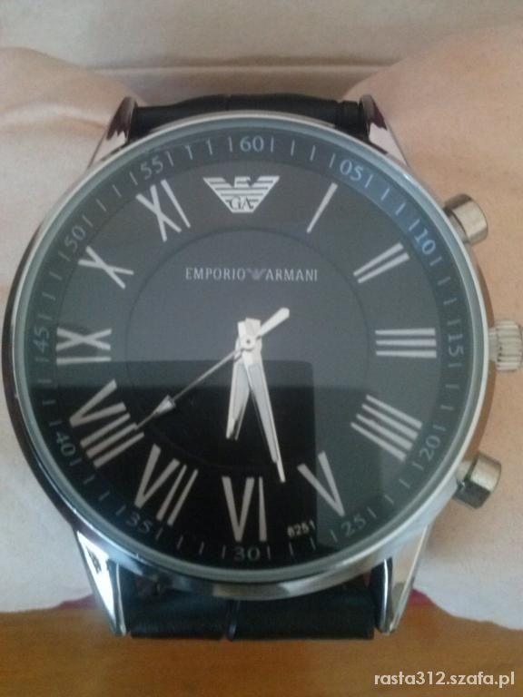 Zegarek Armani lub CK lub DG...