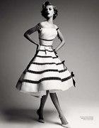 sukienka lata 50...