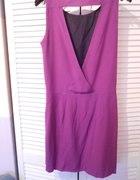 sukienka zara bez pleców