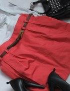Rozkloszowana spódnica XXL