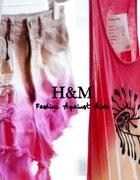 H&M Fashion Against Aids top aztec blog 34 XS...