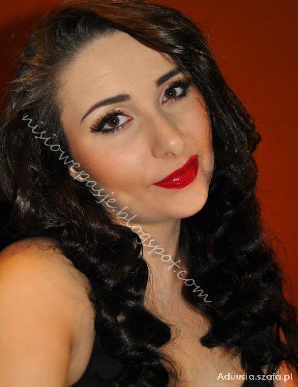 Blogerek makijaż wieczorowy