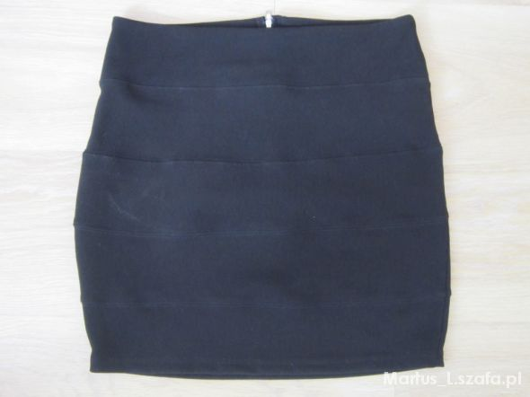 Spódnice Spódnica bandażowa z zamkiem zip HIT BLOGEREK