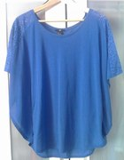 Niebieski nietoperz H&M