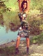 sukienka moro