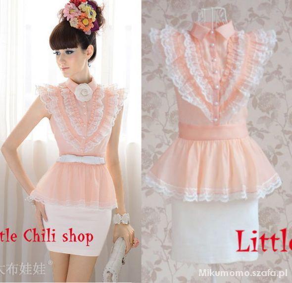 Ubrania Śliczne sukienki