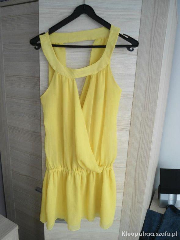 sukienka plażowa S M L