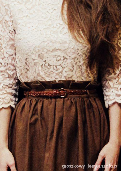 Romantyczne lace H&M