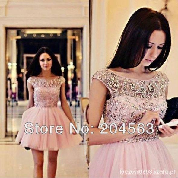 sukienka idealna