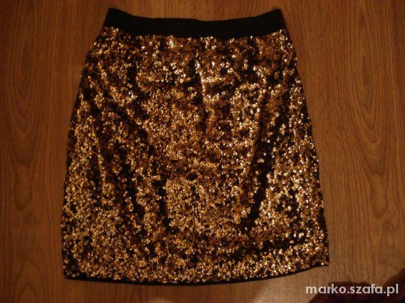 Spódnice spódnica cekinowa 38