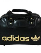 torba adidas originals bowling czarno złota