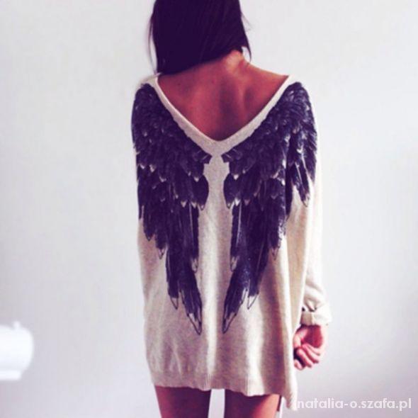 Blouse Angel Bluzka Anioł Skrzydła