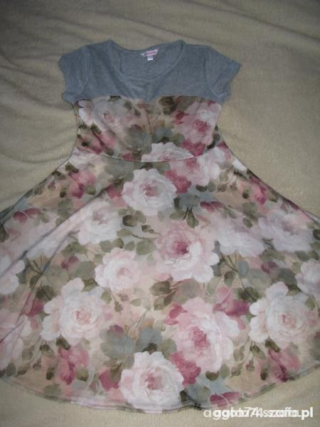 Ubrania psatelowe roze