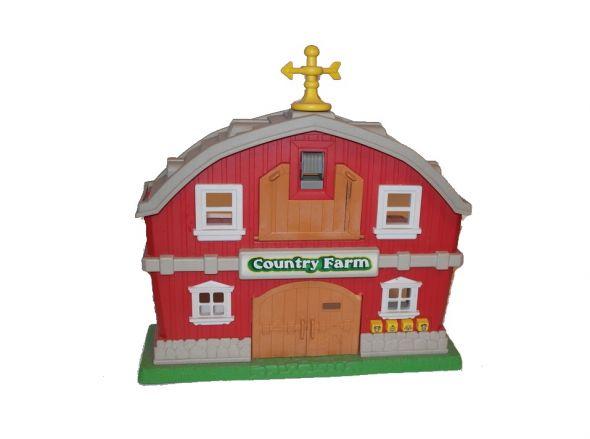Zabawki Country farma duża