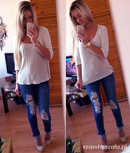 Codzienne jeansy codziennie