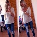 jeansy codziennie