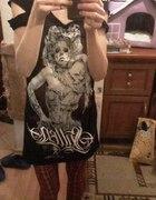 Tunika Sullen Angels goth punk emo...